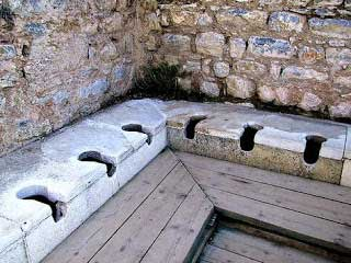 Ancient greek bathrooms