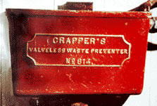 Toilets - Thomas Crapper
