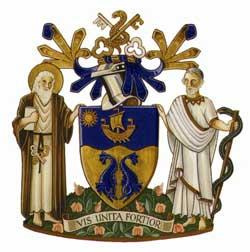 BAUS Coat of Arms