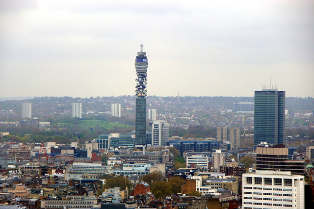 BT Tower North London