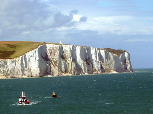 White cliffs of Dover © Nigel Bullock 2012