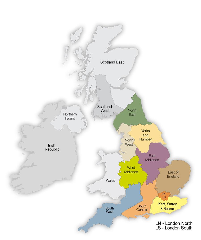 midlands region ireland