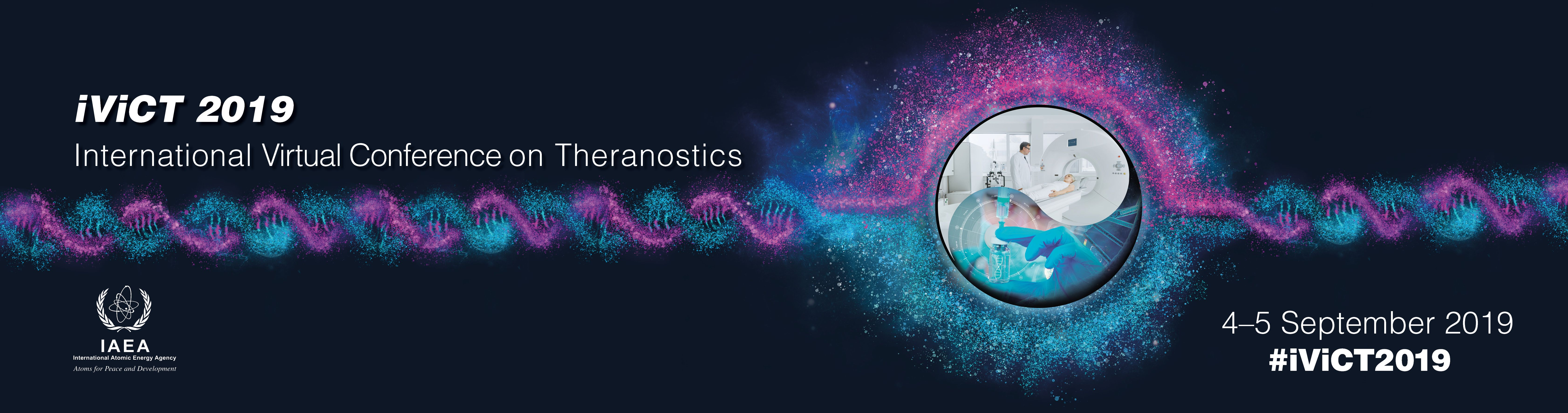 International Virtual Conference in Theranostics (iViCT 2019) | The