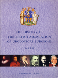 History of BAUS Book by John Blandy